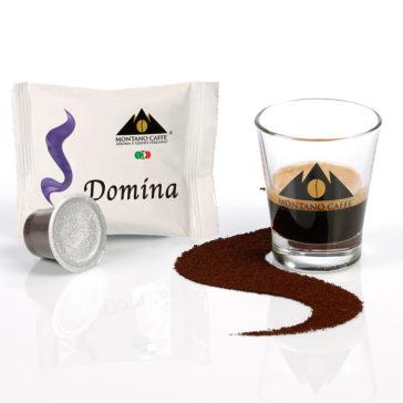 Domina - Caffè Nespresso Montano Caffè