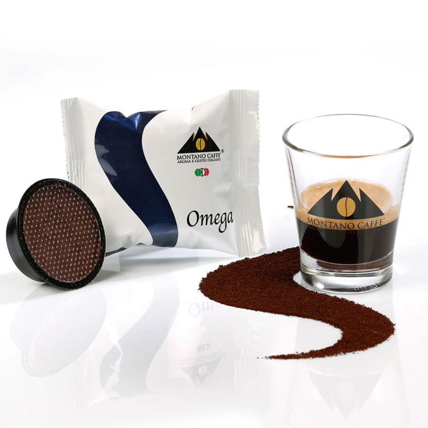 Omega - Lavazza A Modo Mio Montano Caffè