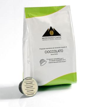 Cioccolato Nescafè Dolce Gusto
