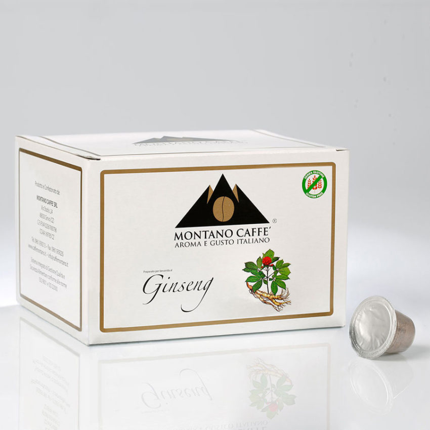 Ginseng Dolce Nespresso