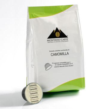 Camomilla Nescafè Dolce Gusto