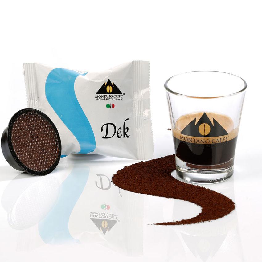 Dek - Lavazza A Modo Mio Montano caffè