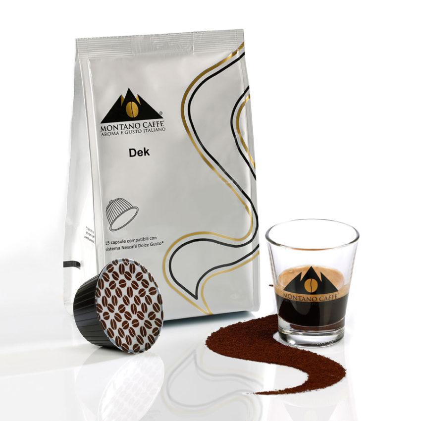 Dek - Nescafè Dolce Gusto Montano caffè