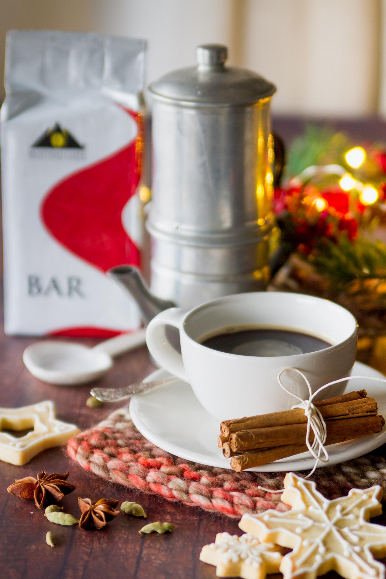 Caffè Speziato - RIcetta