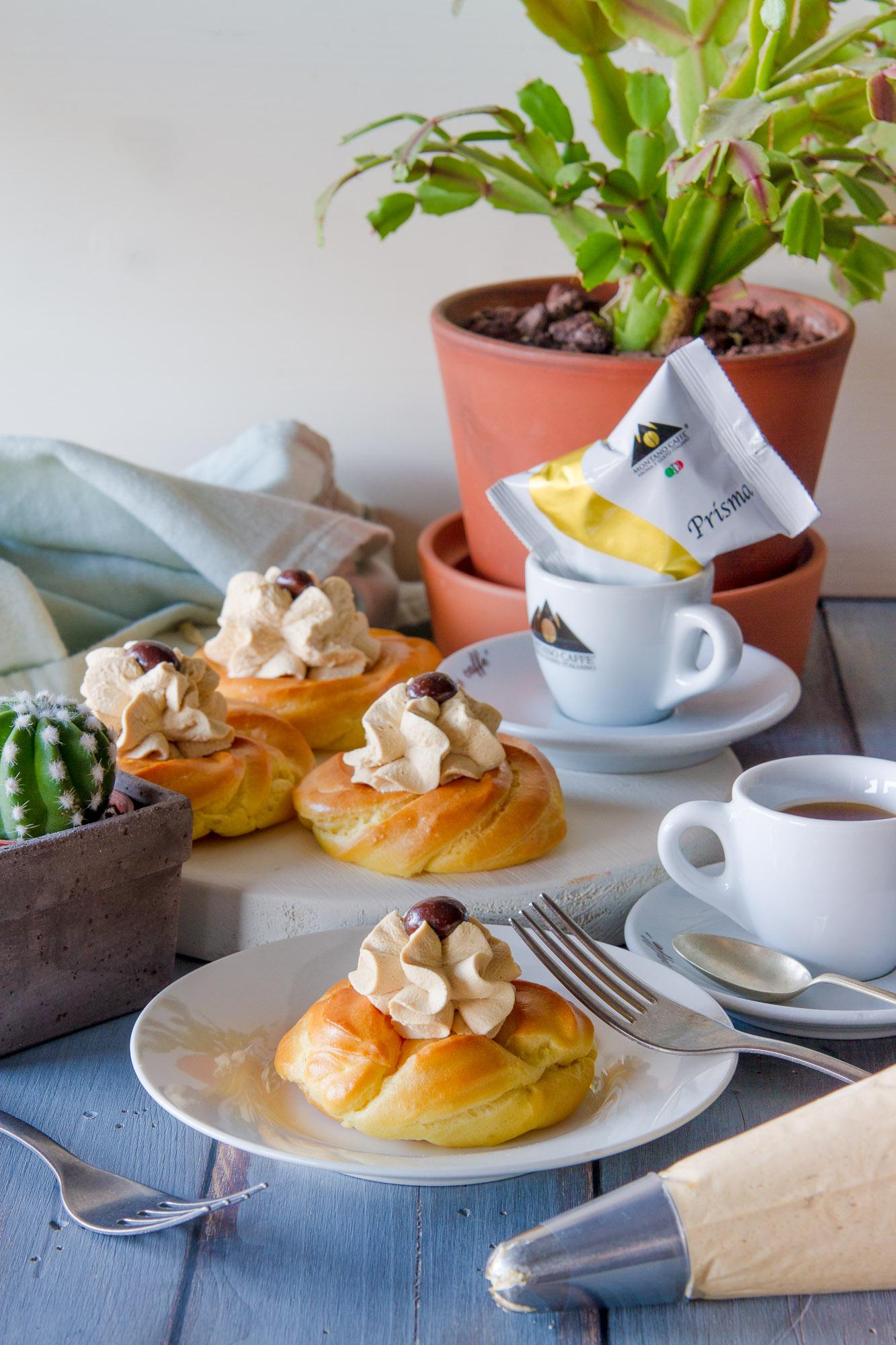 Zeppole Al caffe - Ricetta