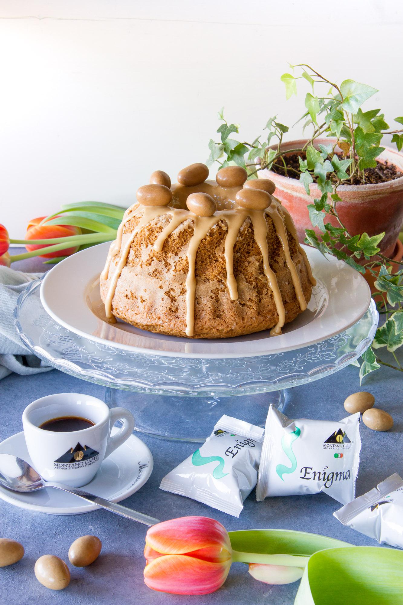 Torta Nido Al caffè - Ricetta