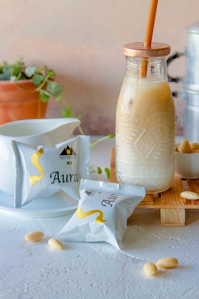 Latte di Mandorla e Caffè - Ricetta