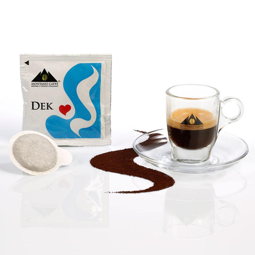Dek - Caffè In Cialda Montano Caffè