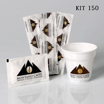 Complementari Kit 150 - Montano Caffè