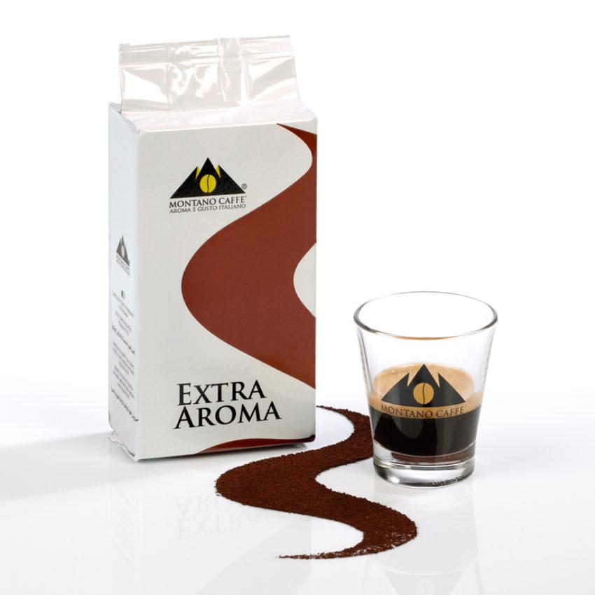 Macinato Extra Aroma - Montano Caffè