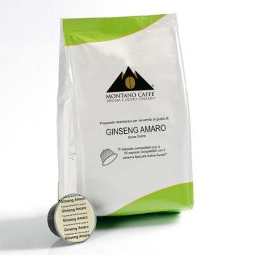 Ginseng Amaro Nescafè Dolce Gusto