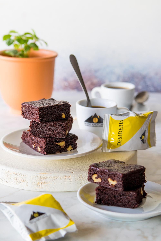 Brownie Al Caffè - Ricetta